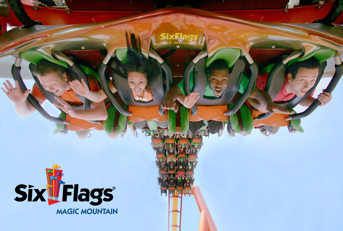 Six Flags Magic Mountain®