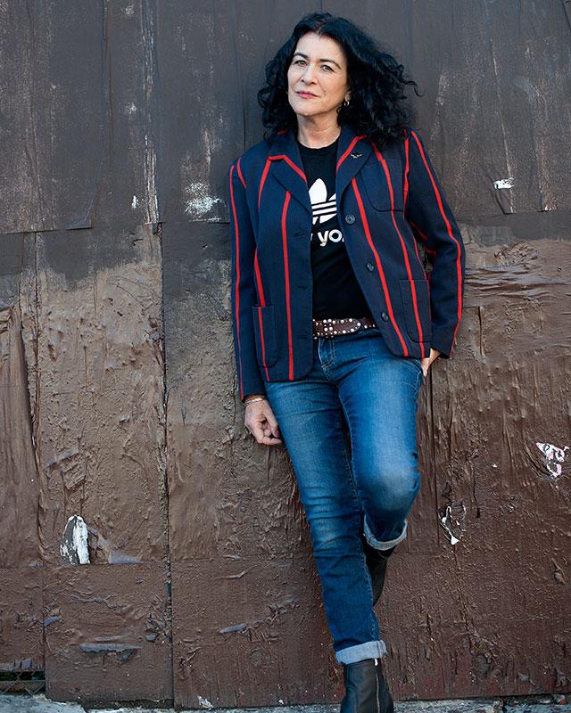 Janette Beckman, photographer
