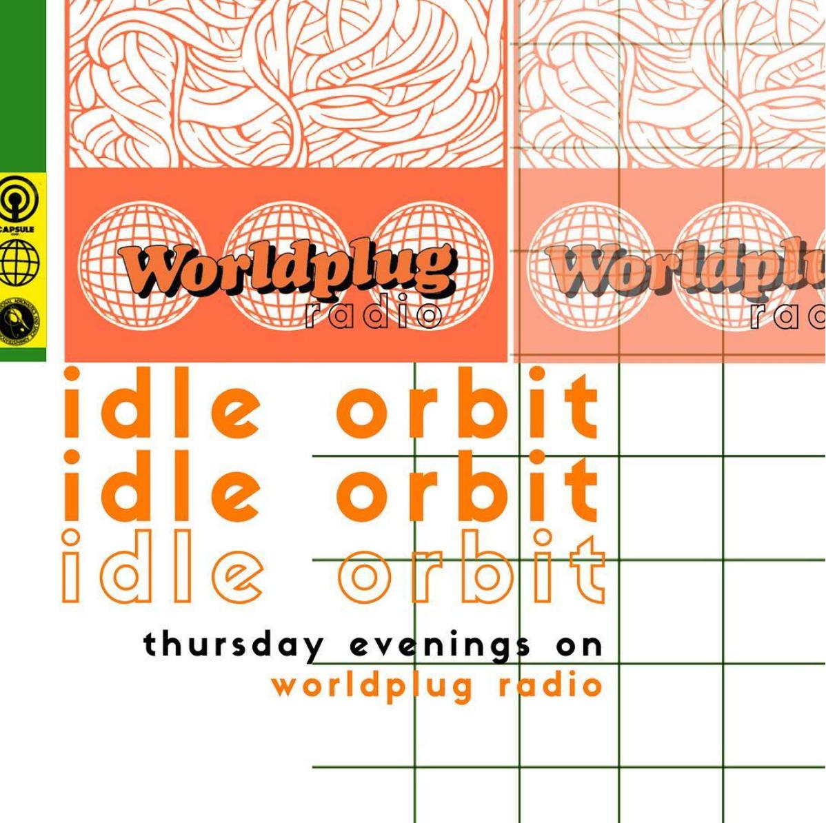 Listen to IDLE ORBIT episodes 001 and 002