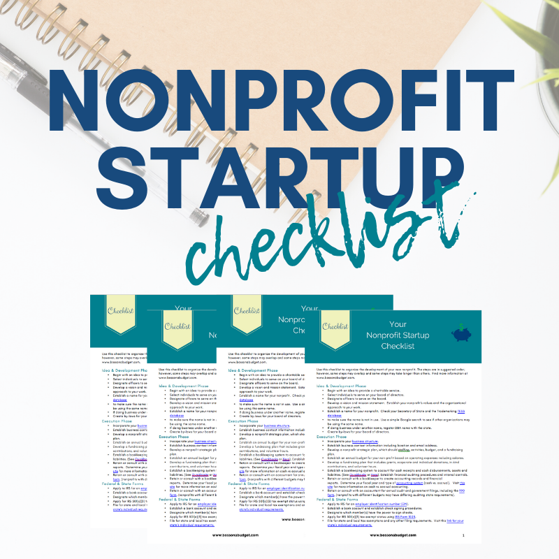 5 Services Every Nonprofit Should Be Using In Its First