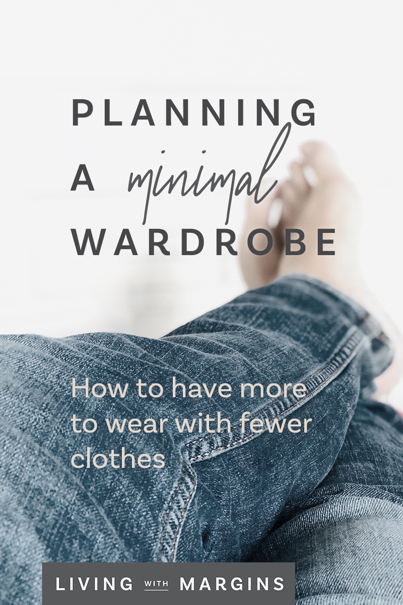 You can eliminate wardrobe stress and enjoy more to wear with fewer clothes when you follow this simple process. #declutter #clothes #minimalism #capsulewardrobe
