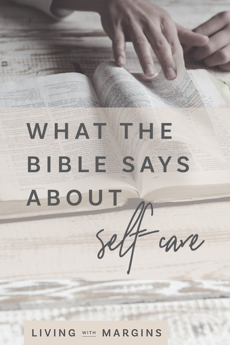 Stress and burnout are not God's plan for your life. Here are seven truths the Bible says about self-care. #selfcare #stress #burnout #mentalhealth