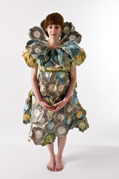 2012 Betta Milk and Burnie Regional Art Gallery Sustainable Fashion Award $2500