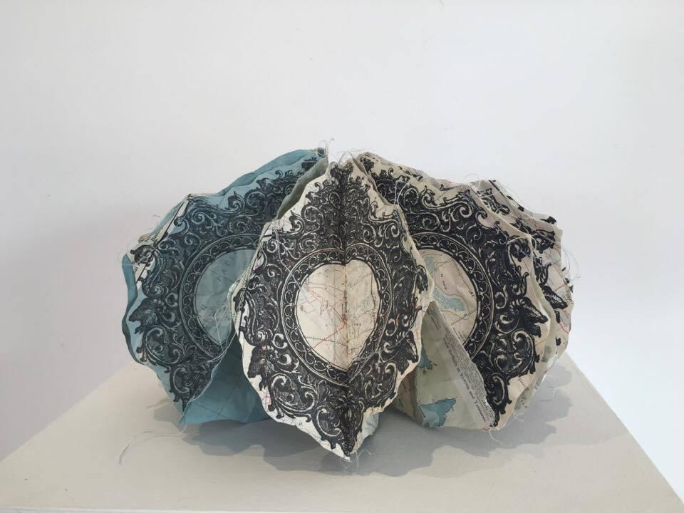 Stand alone sculptural piece
