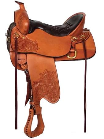 High Plains Trail Saddle