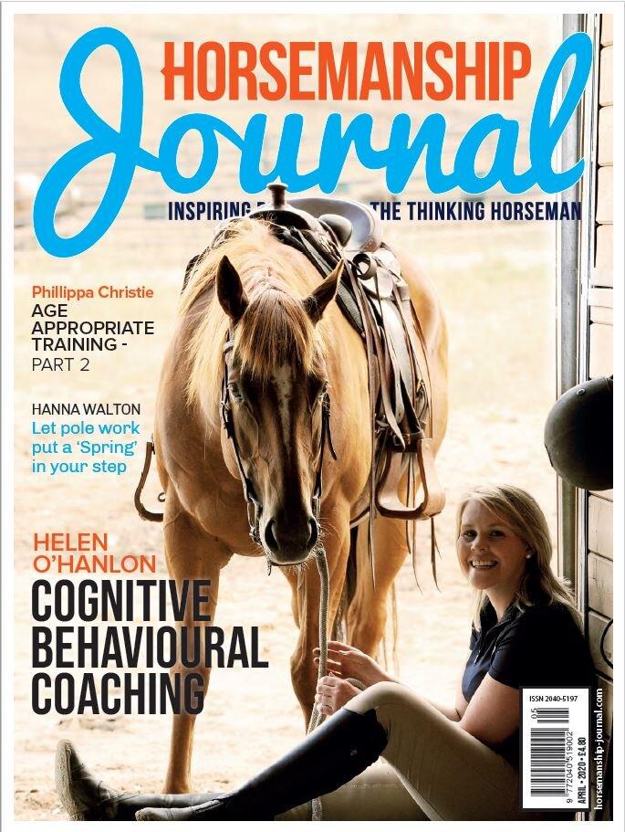Horsemanship Journal April 2020
