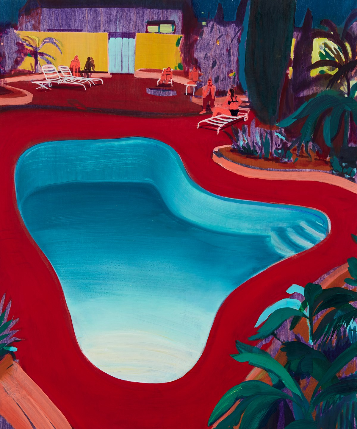 Jules de Bailancourt, Valley Pool Party