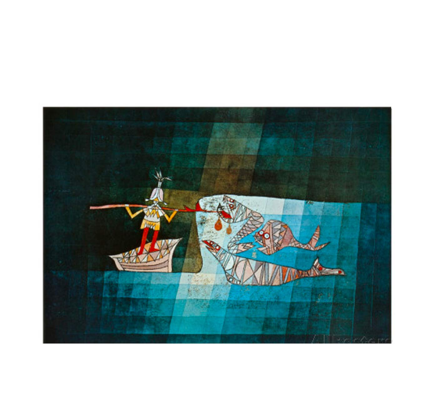Paul Klee, Sinbad the Sailor