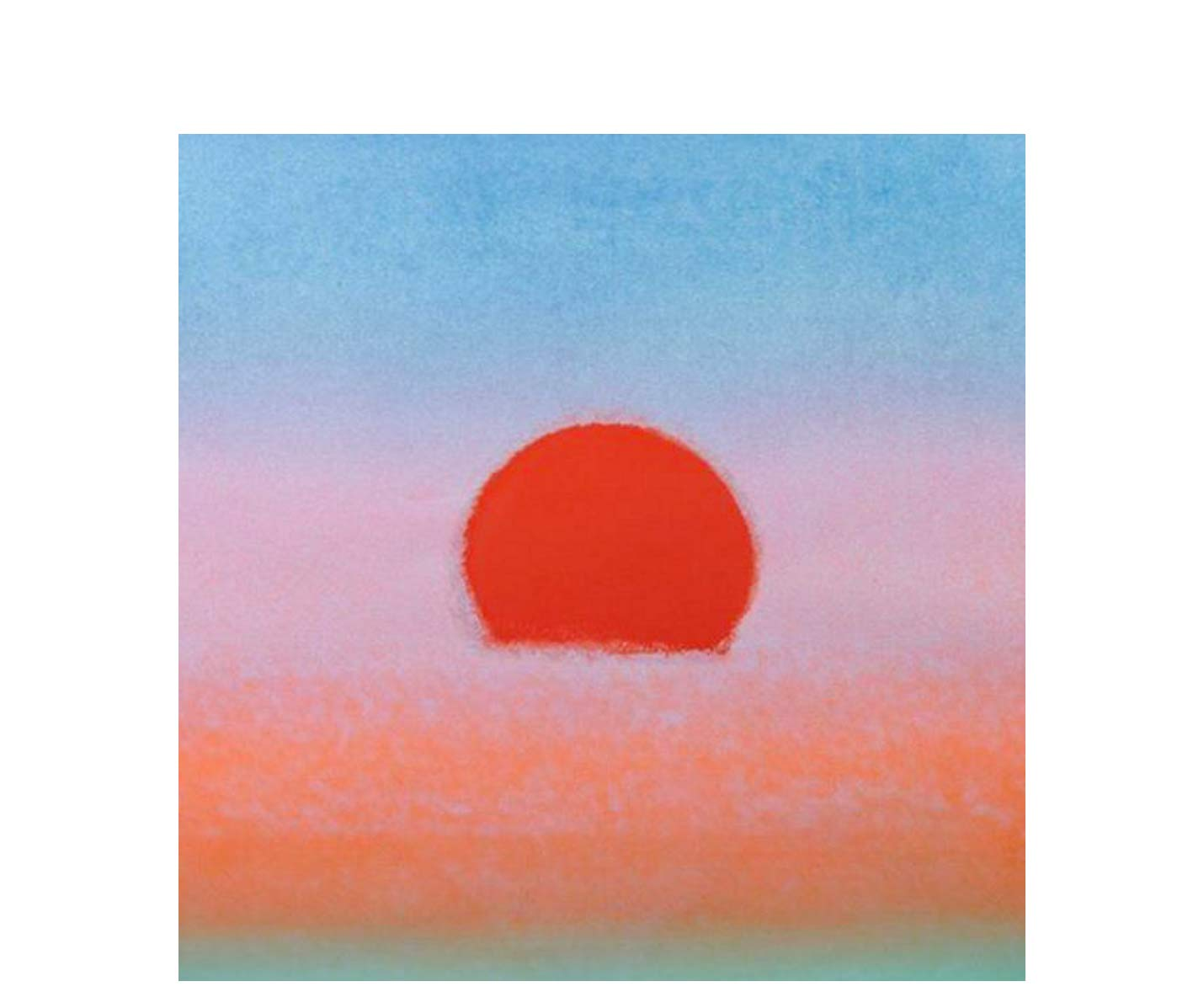 Andy Warhol, Sunset