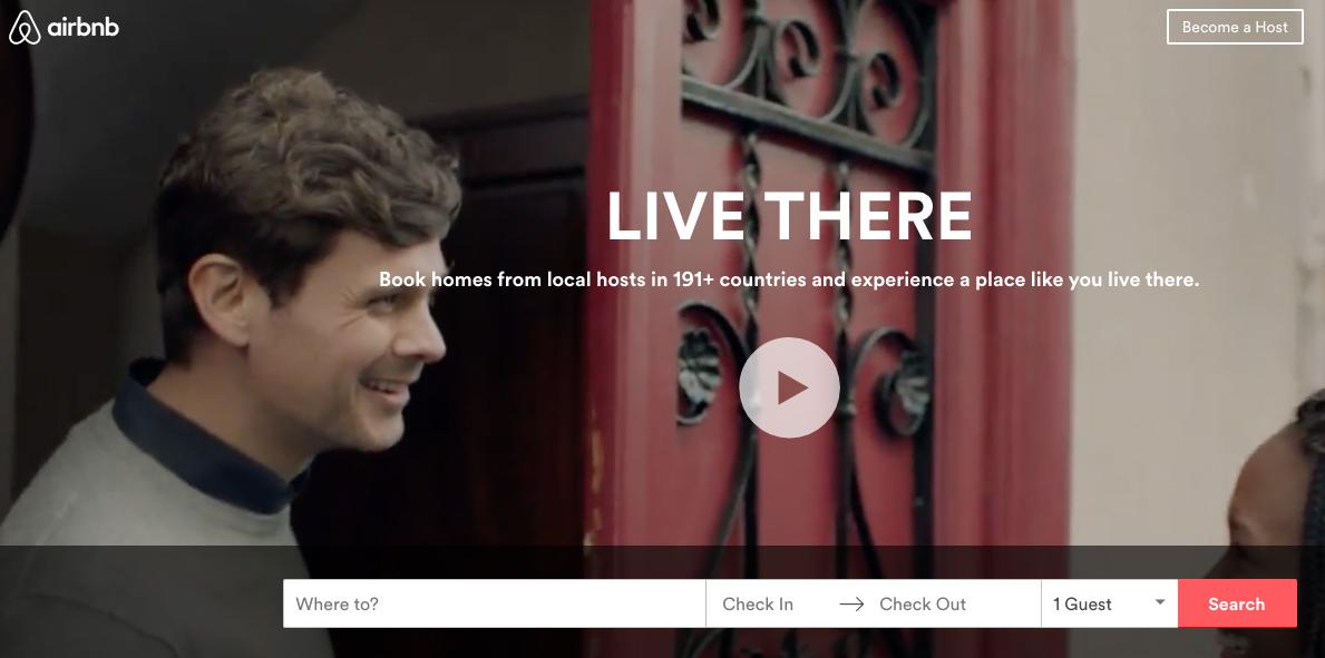 Airbnb Home Esp