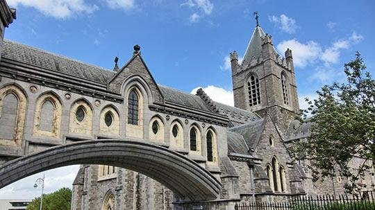 Christ Church Cathedral, Dublín
