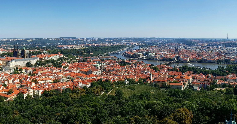 Centro de Praga: patrimonio de la humanidad.