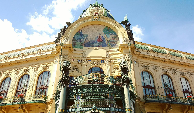 Arquitectua en Praga