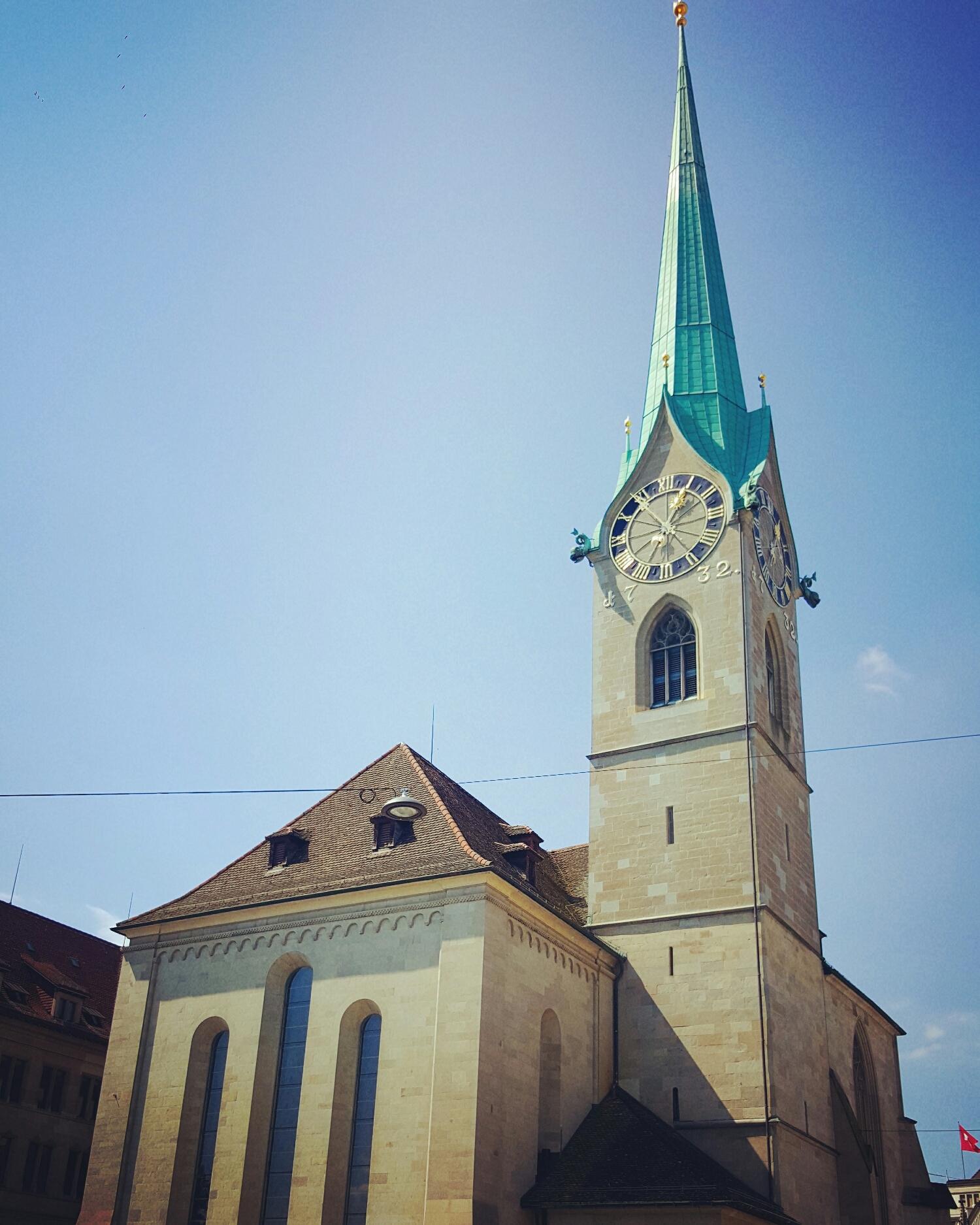 Kirche Fraumunster