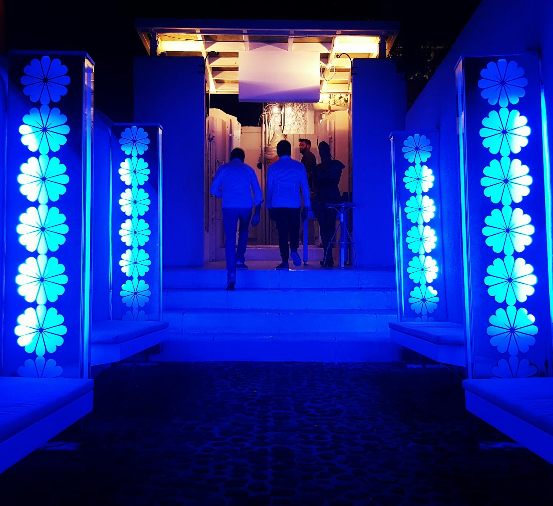 Enigma Nightclub en Santorini