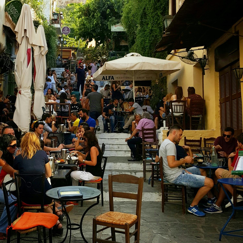 Plaka District, Atenas