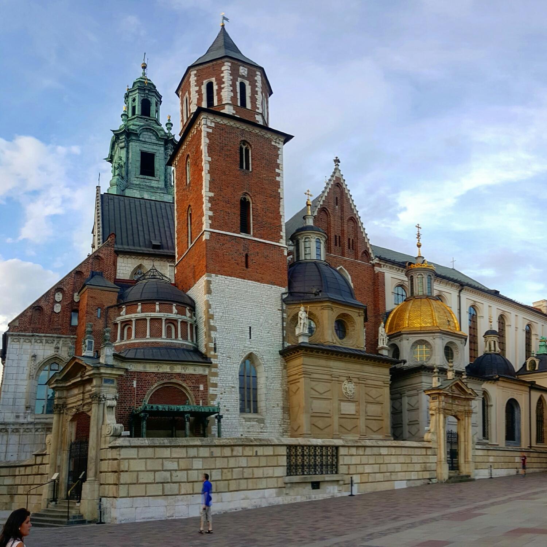 Catedral del Castillo Wawel, Cracovia