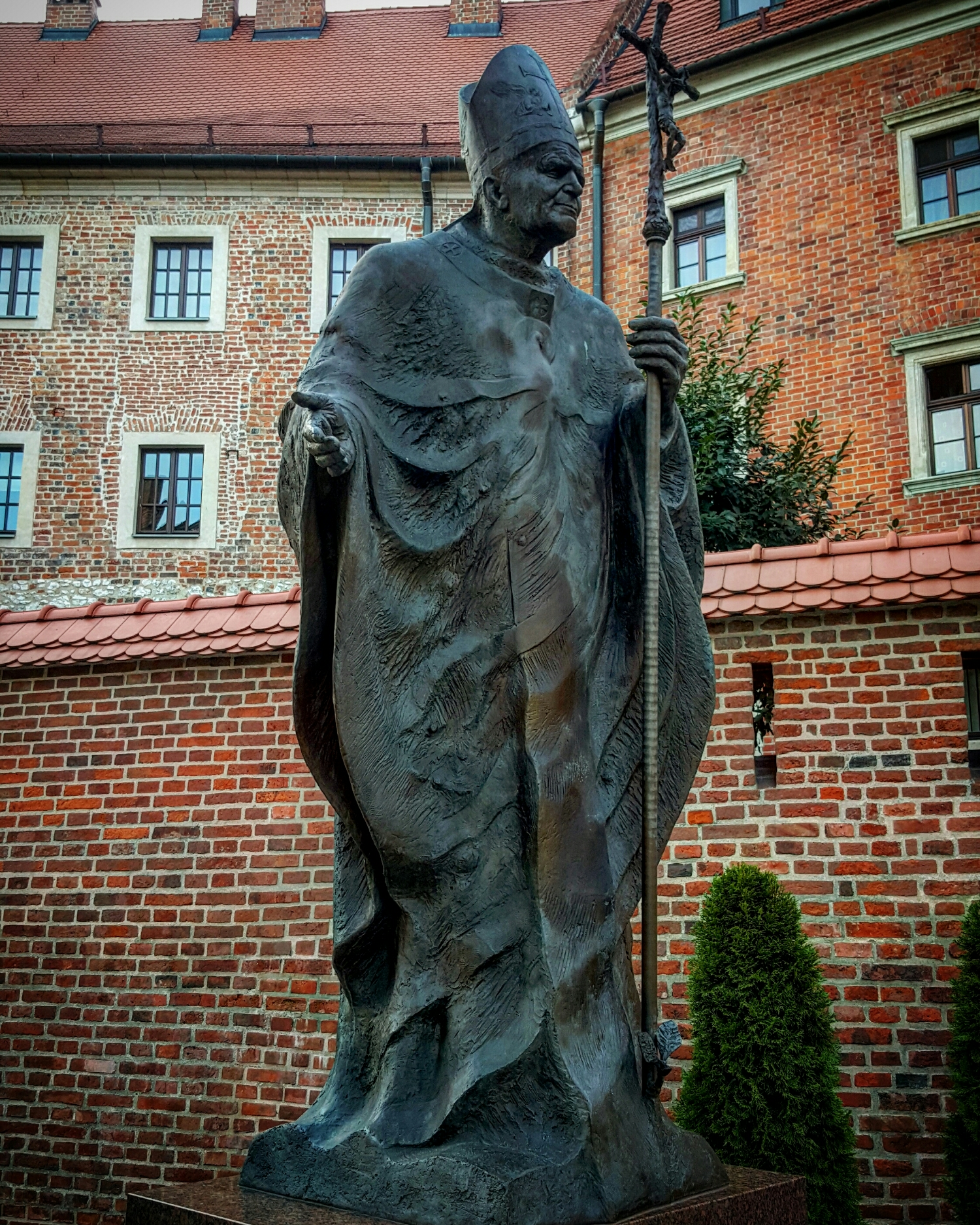 Juan Pablo ll, sinonimo de Cracovia