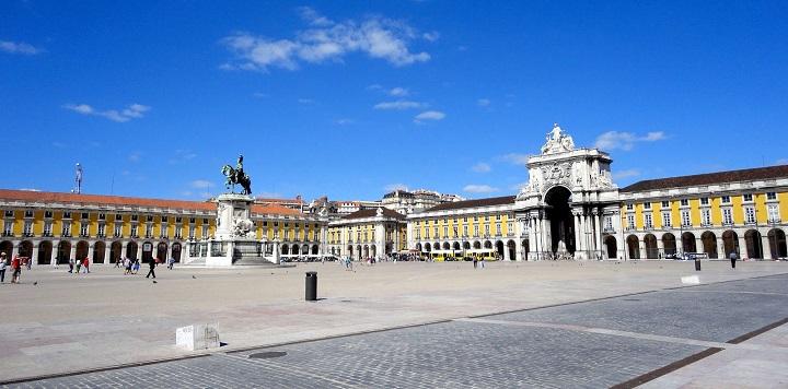 Plaza de Comercio, Lisboa