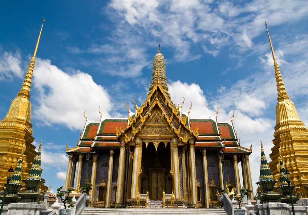 Panteón Real, Bangkok