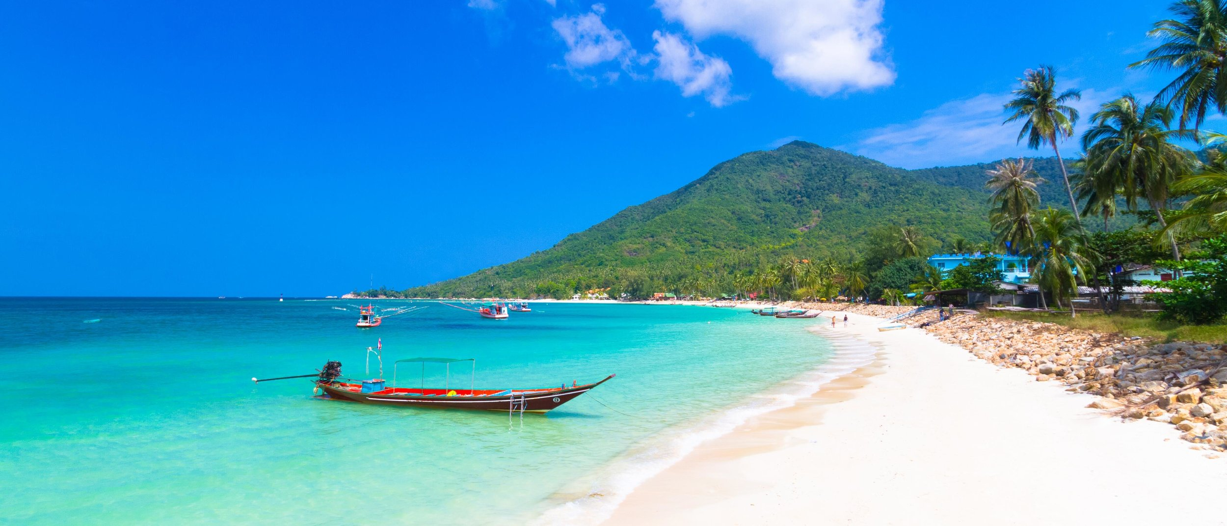 Chaloklam Beach, Koh Phangan