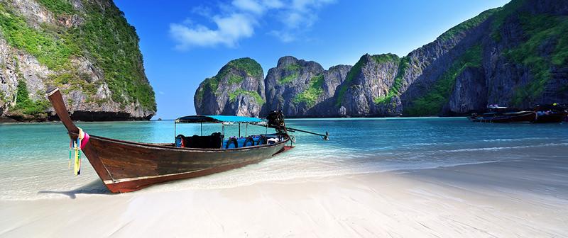 Maya Bay, Koh Phi Phi