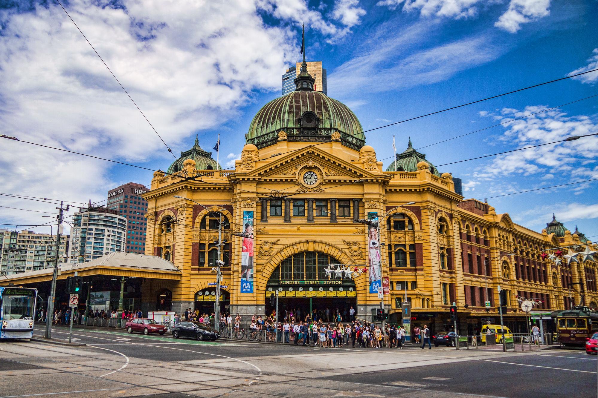 Flinder Street Station