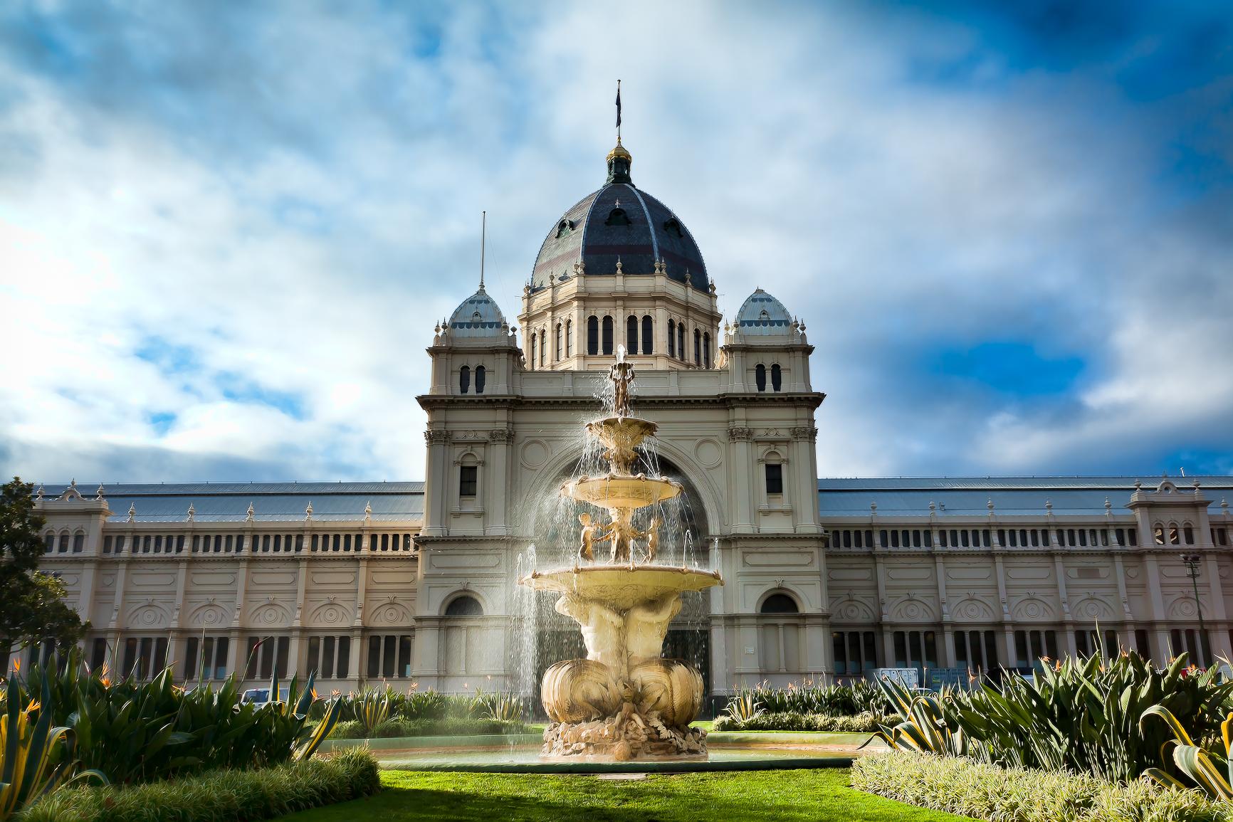 Palacio Real de Exposiciones, Melbourne