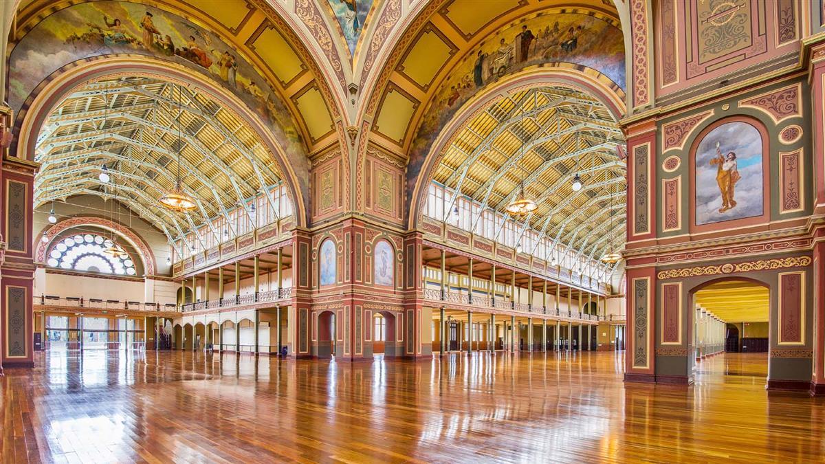 Palacio Real de Exhibiciones, Melbourne