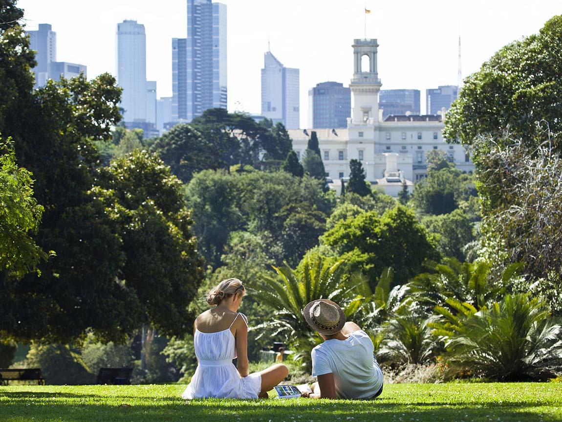 Royal Botanic Garden, Melbourne