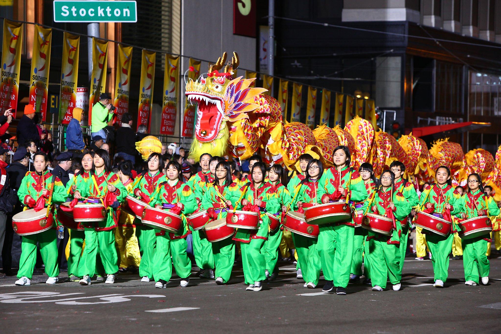 Año Nuevo Chino en San Francisco
