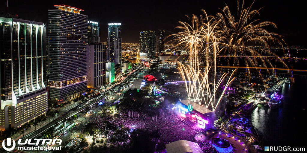 ULTRA Music Festival, Miami - USA