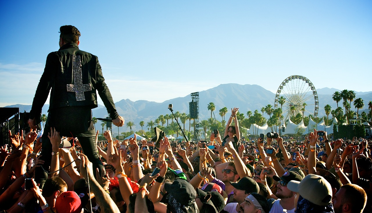 Coachella, Indio California - USA