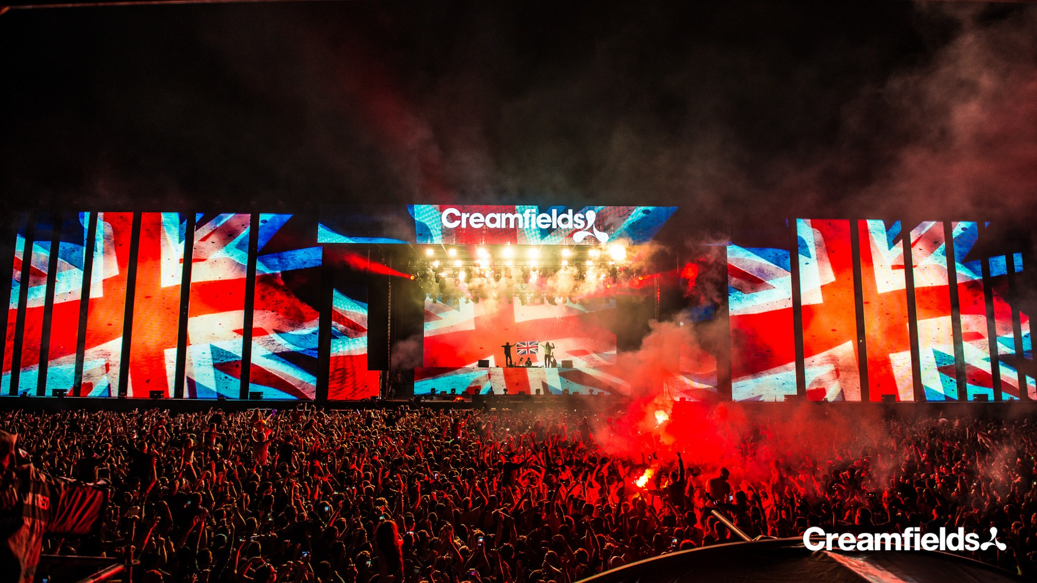 Creamfields, Liverpool - UK