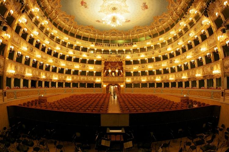 Fenice theatre