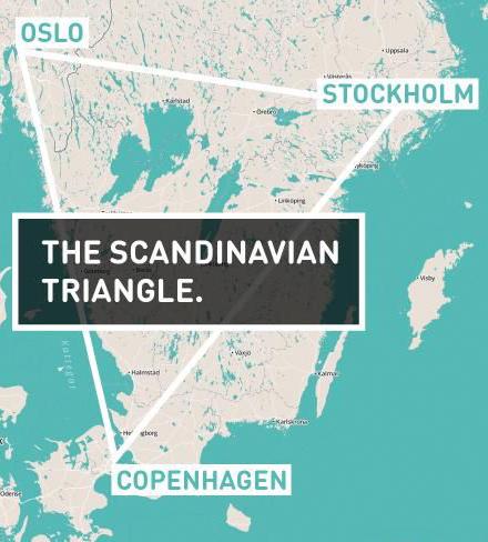 Scandinavian Triangle