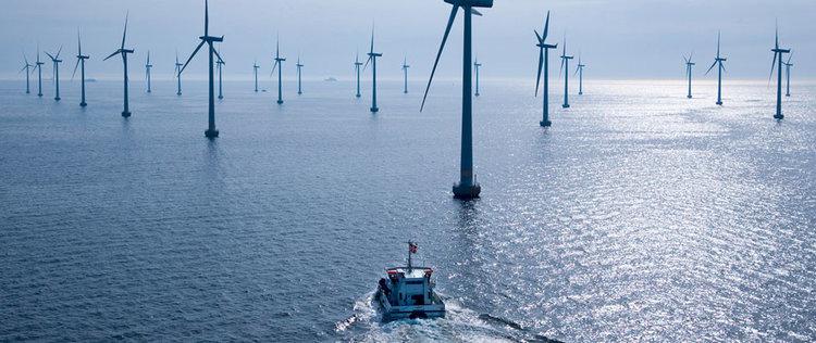 Windmills in Denmark