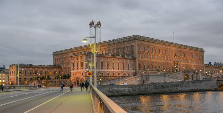 Royal Palace of Stockholm