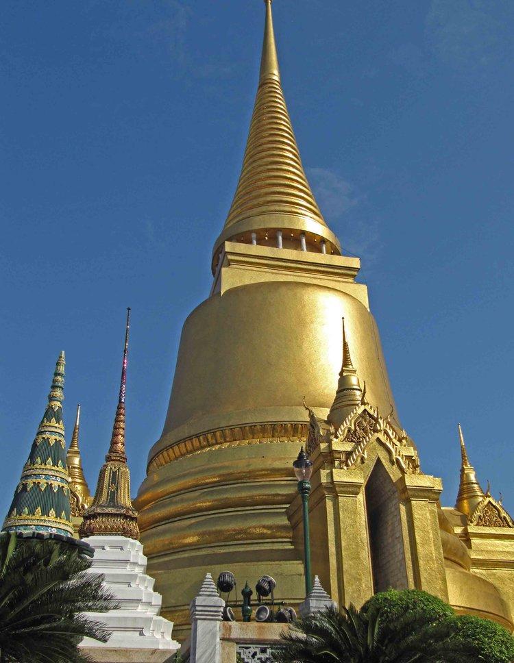 Phra Si Rattana Chedi, Bangkok