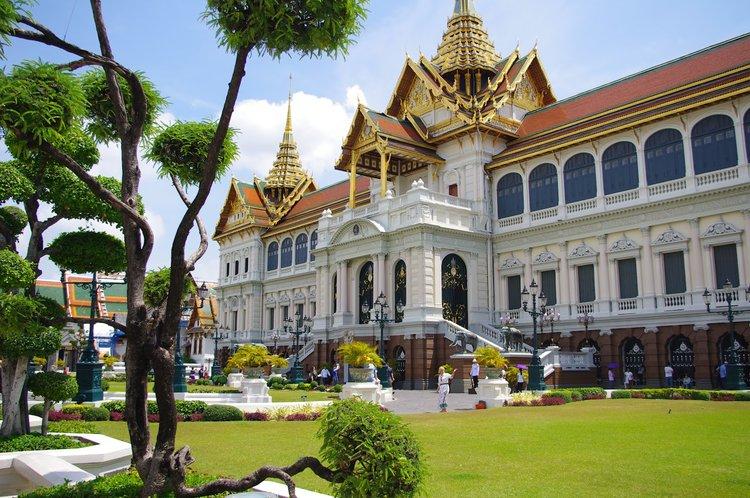 Chakri Mahaprasad Hall, Bangkok