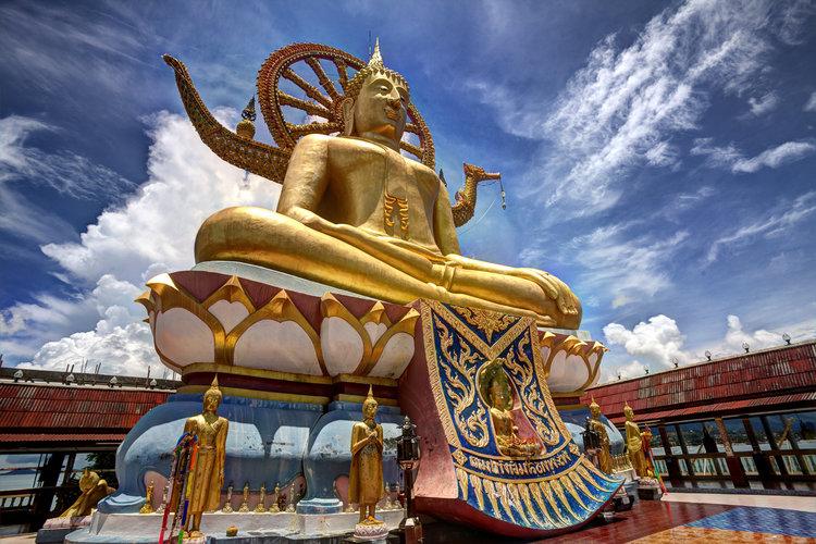 Great Buddha, Koh Samui