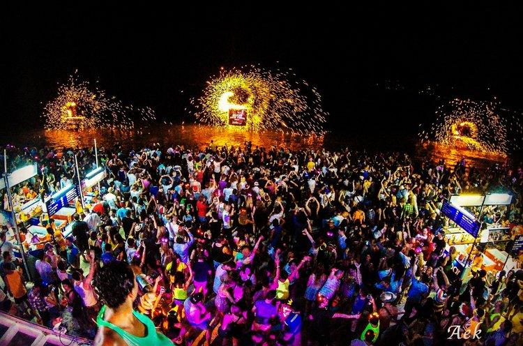 Full Moon Party, Koh Phangan