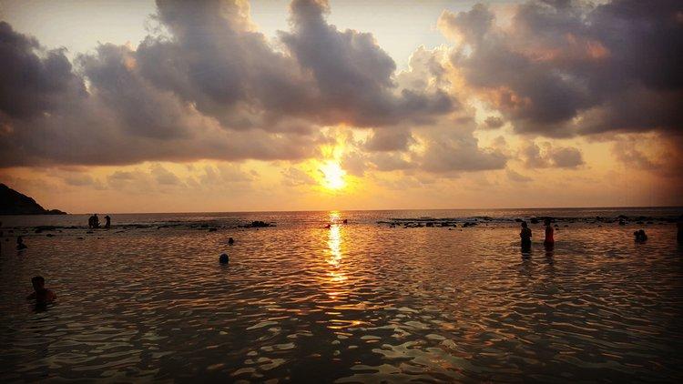 Sunrise in Koh Phangan