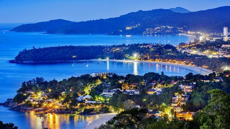 Karon View Point, Phuket
