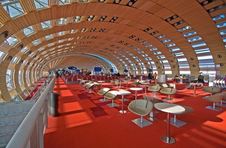 París-Charles de Gaulle Airport
