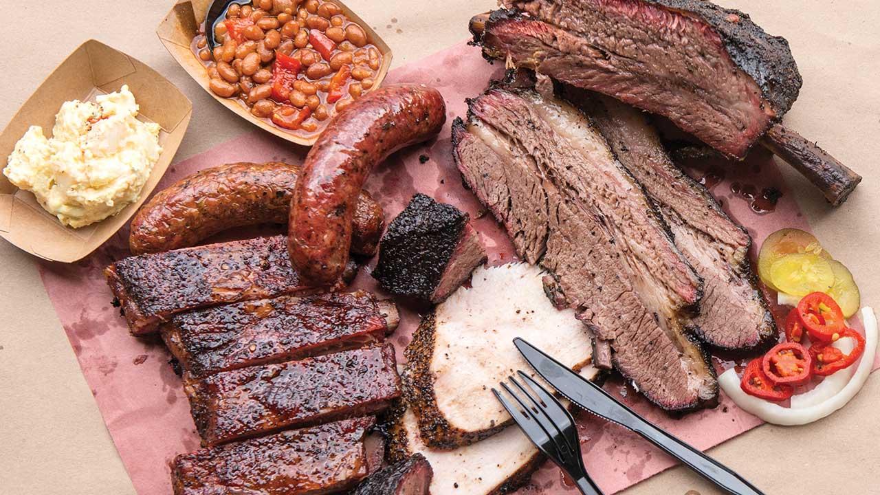 BBQ o Barbacoa estilo Texas