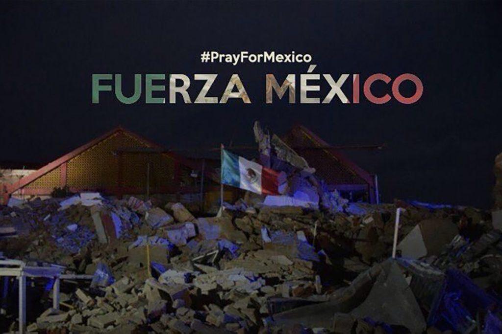Pray for México