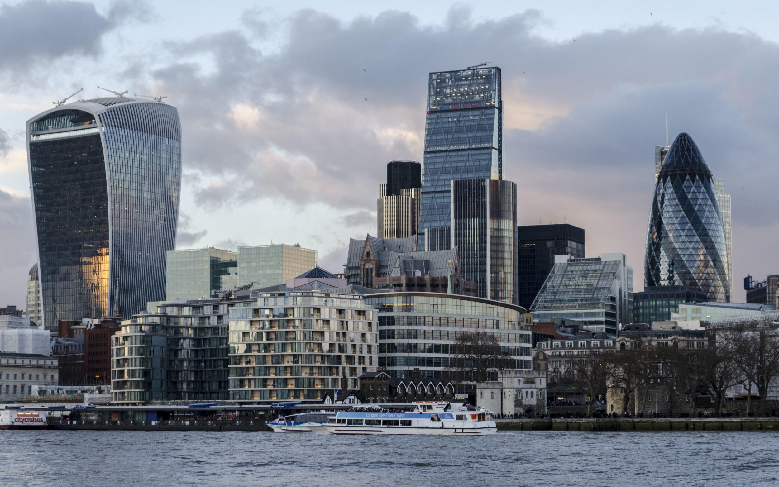 London Financial District