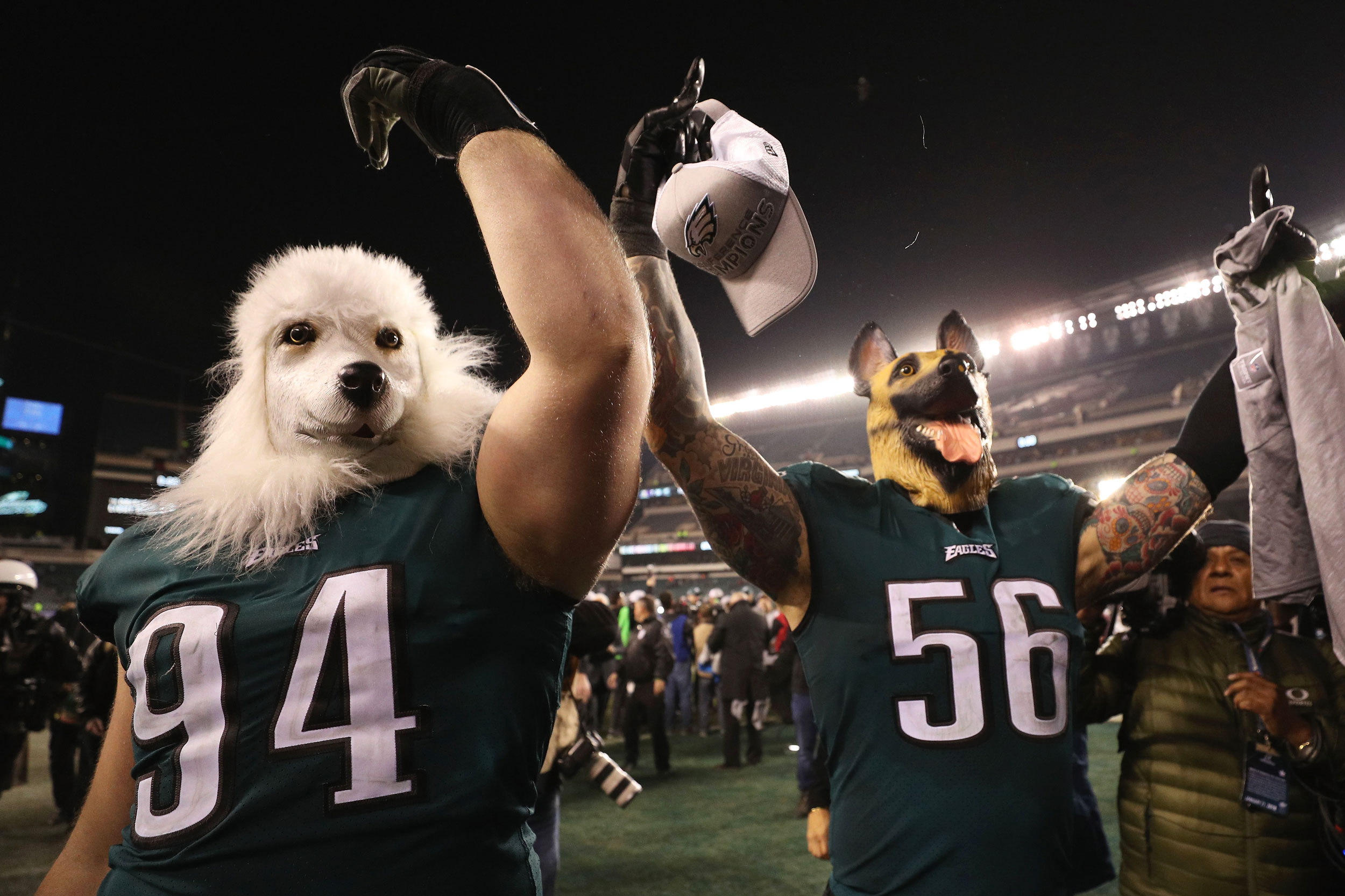Philadelphia Eagles Underdogs