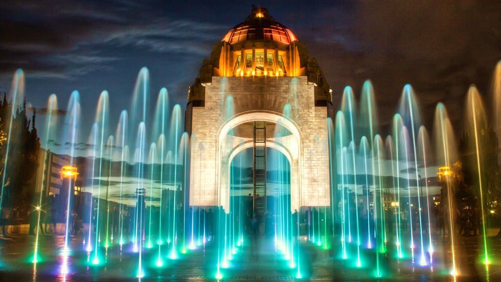 Monument to the Revolution, Mexico City